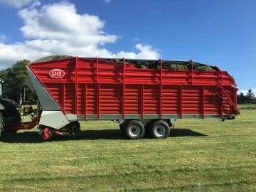 Lely: Tigo MR 100 Profi