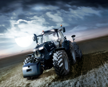 Deutz-Fahr: 6215 TTV Warrior