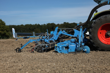 Lemken: Optidisc 25