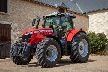 Massey Ferguson: Serien: 7700/8700 und Global Series