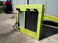 Gebrauchte Teile für Feldhäcksler Claas Cooling block, water cooler, inter cooler and oil cooler