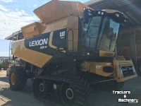 Mähdrescher Claas CAT 585R LEXION 4WD TRACK COMBINE MN USA