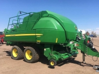Pressen John Deere L340 BIG LARGE TANDEM SQUARE BALER CO USA